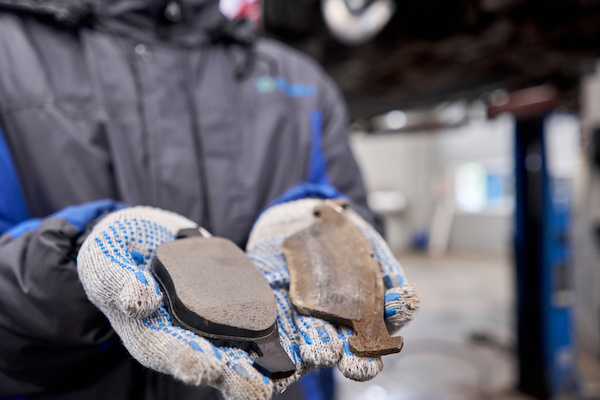 5 Signs You Need New Brake Pads